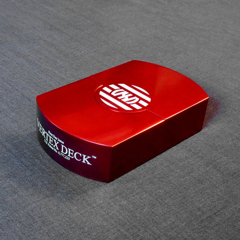 VERTEX DECK - Red